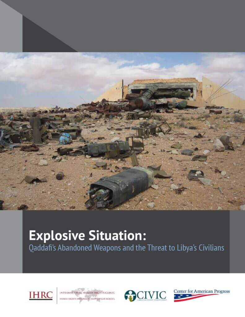 thumbnail of LibyaArmsReport2012