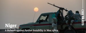 A Bulwark against Further Instability in West Africa