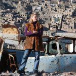 Marla Ruzicka in Afghanistan