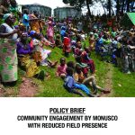 thumbnail of MONUSCO_Community Engagement Brief
