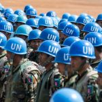Over two hundred Nepalese peacekeepers arrive in Juba to reinforce the military component of the UN Mission in South Sudan (UNMISS). (UN Photo/Isaac Billy)